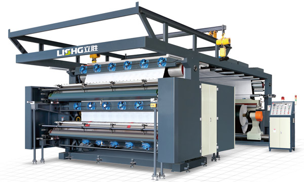 Stack-Type-Wide-width-4-Colors-Flexographic-Printing-Machine